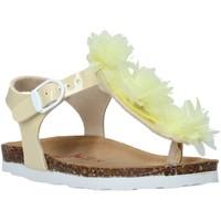 Pantofi Fete Sandale  Bionatura 22B 1007 Galben