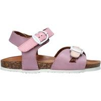 Pantofi Fete Sandale  Bionatura CHIARA Roz