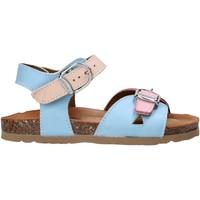 Pantofi Copii Sandale  Bionatura 22B 1005 Roz