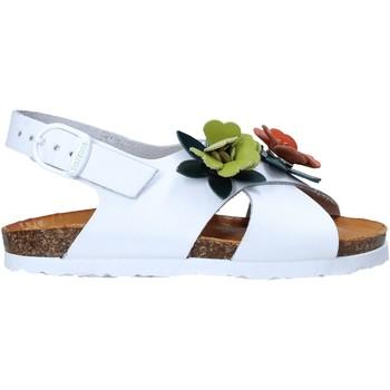 Pantofi Fete Sandale  Bionatura 22B 1047 Alb