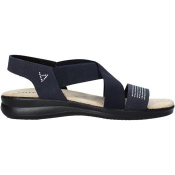 Pantofi Femei Sandale  Valleverde 25328 Albastru