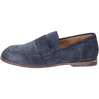 Pantofi Femei Mocasini Moma BH794 Albastru
