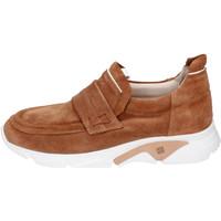 Pantofi Bărbați Pantofi Slip on Moma BH796 Maro