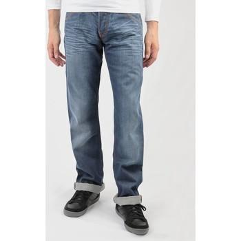 Îmbracaminte Bărbați Jeans drepti Lee Flint L702RNSM blue