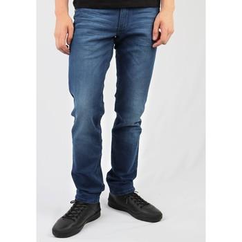 Îmbracaminte Bărbați Jeans drepti Wrangler Greensboro W15QEH76 blue