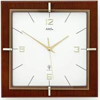Casa Ceasuri Ams 5834, Quartz, White, Analogue, Classic Alb