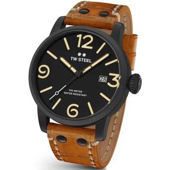 Ceasuri & Bijuterii Bărbați Ceasuri Analogice Tw-Steel MS32, Quartz, 48mm, 10ATM Negru