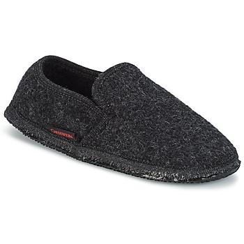 Pantofi Bărbați Papuci de casă Giesswein NIEDERTHAL Negru
