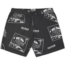 Îmbracaminte Bărbați Maiouri și Shorturi de baie Jacker Limitless Negru