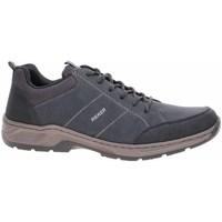 Pantofi Bărbați Pantofi sport Casual Rieker 1420000 Grafit