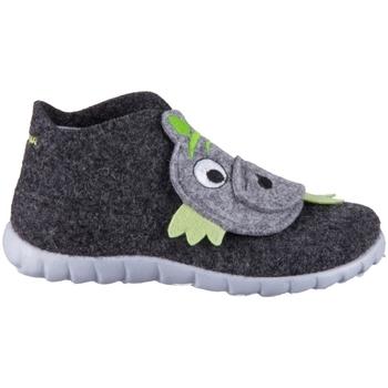Pantofi Copii Ghete Superfit Happy Negre
