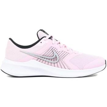 Pantofi Copii Trail și running Nike Downshifter 11 GS Roz
