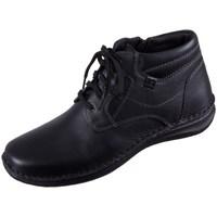 Pantofi Bărbați Ghete Josef Seibel Anvers Negre