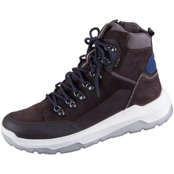 Pantofi Copii Pantofi sport stil gheata Superfit Space Cafenii