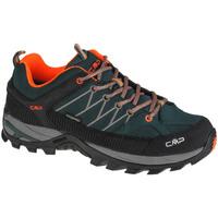 Pantofi Bărbați Drumetie și trekking Cmp Rigel Low Vert