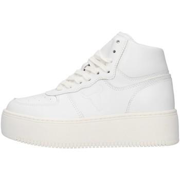 Pantofi Femei Pantofi sport stil gheata Windsor Smith WSPTHRIVE WHITE