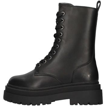 Pantofi Femei Botine Windsor Smith WSSPAYBACK BLACK
