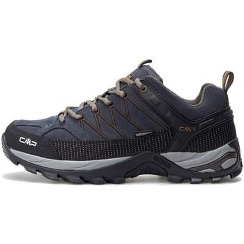 Pantofi Bărbați Drumetie și trekking Cmp Rigel Albastru marim
