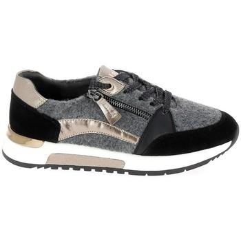 Pantofi Pantofi sport Casual Jana Sneaker 23710 Noir Negru