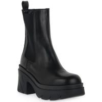 Pantofi Femei Botine Priv Lab NERO BEATLES Nero