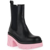 Pantofi Femei Botine Priv Lab ROSA BEATLES Rosa