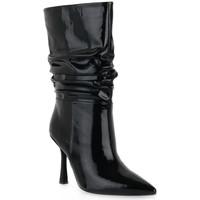 Pantofi Femei Botine Jeffrey Campbell BLK GUILLO Nero