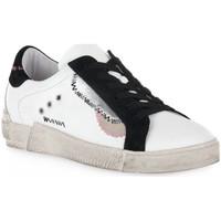 Pantofi Femei Pantofi sport Casual At Go GO 4114 GALAXY Bianco