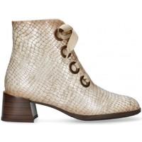 Pantofi Femei Botine Hispanitas 58167 Maro