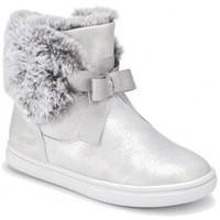 Pantofi Fete Cizme Mayoral 25559-18 Argintiu