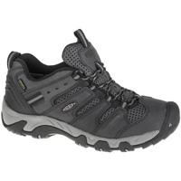 Pantofi Bărbați Drumetie și trekking Keen Koven WP Noir