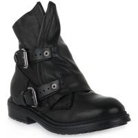 Pantofi Femei Botine Priv Lab A112 CAPRA NERO Nero