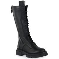 Pantofi Femei Cizme casual Priv Lab A61 VIT NERO Nero