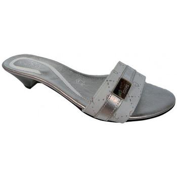 Pantofi Femei Papuci de vară Keys  Argintiu