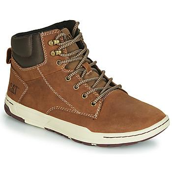 Încăltăminte Bărbați Pantofi sport stil gheata Caterpillar COLFAX MID Maro