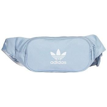 Genti Borseta de brâu adidas Originals Adicolor Waistbag Albastre