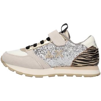 Pantofi Fete Pantofi sport Casual Sun68 Z41411 SILVER