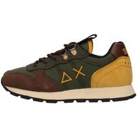 Pantofi Băieți Pantofi sport Casual Sun68 Z41308 GREEN