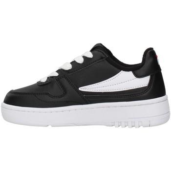 Pantofi Băieți Pantofi sport Casual Fila 1011351 BLACK