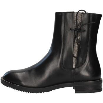 Pantofi Femei Botine Café Noir C1EB1030 BLACK