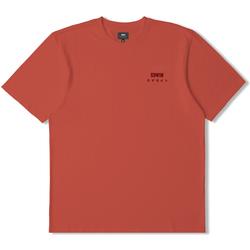 Îmbracaminte Tricouri mânecă scurtă Edwin T-shirt  logo rouge