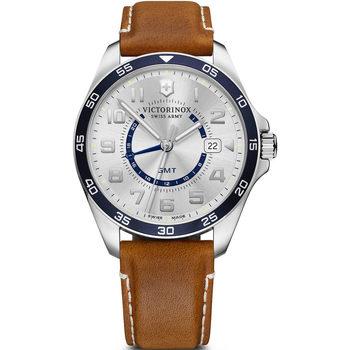 Ceasuri & Bijuterii Bărbați Ceasuri Analogice Victorinox 241931, Quartz, 42mm, 10ATM Argintiu