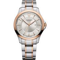 Ceasuri & Bijuterii Bărbați Ceasuri Analogice Victorinox 241912, Quartz, 40mm, 10ATM Auriu