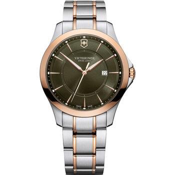 Ceasuri & Bijuterii Bărbați Ceasuri Analogice Victorinox 241913, Quartz, 40mm, 10ATM Auriu