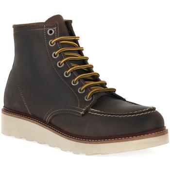 Pantofi Bărbați Ghete Docksteps MUD OAKLAND 1726 Marrone