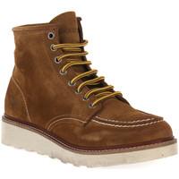 Pantofi Bărbați Ghete Docksteps TOBACCO OAKLAND 1726 Marrone