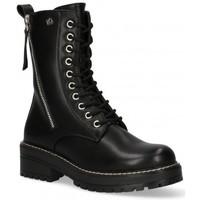 Pantofi Femei Ghete Etika 55060 Negru