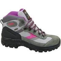 Pantofi Femei Pantofi sport stil gheata Grisport Grigio Scamosciato Verde