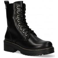 Pantofi Femei Ghete Etika 55076 Negru