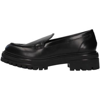 Pantofi Femei Mocasini Vsl 6431/INN BLACK