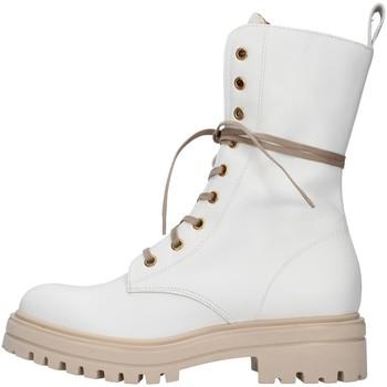 Pantofi Femei Cizme casual Vsl 7166/INN WHITE